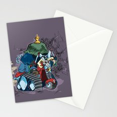 Trike Rider Stationery Cards