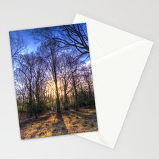 The Morning Sun Forest Stationery Cards
