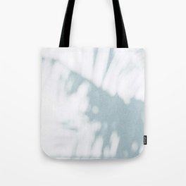 palm shadow Tote Bag