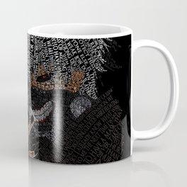 Kaneki Typography Coffee Mug