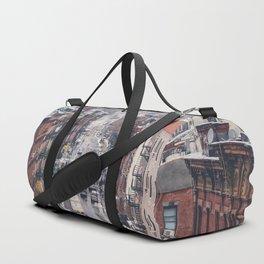 NYC Winter Duffle Bag