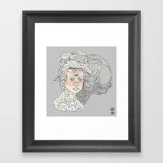 E3 Framed Art Print