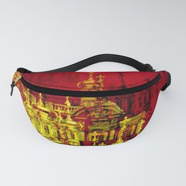 Golden Domes Fanny Pack