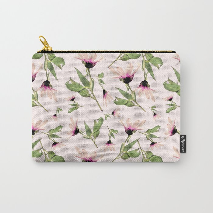 Bloom romantic Carry-All Pouch