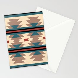 Southwestern Pattern 126 Stationery Cards