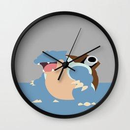 Blastoise Wall Clock