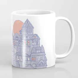 Rainy City Coffee Mug
