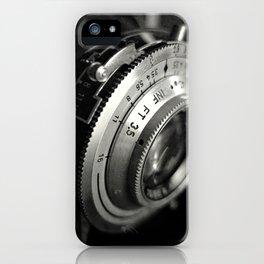 fstop macro iPhone Case