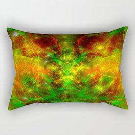Crab Stardust- The Mind Opens Rectangular Pillow