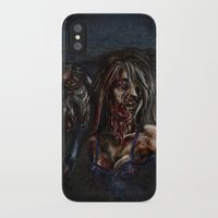 zombies iPhone & iPod Cases featuring Zombies!! by Shyniester