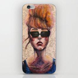 ¿Perdido? (I) iPhone Skin