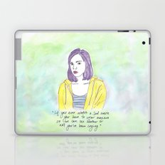 April Ludgate Laptop & iPad Skin