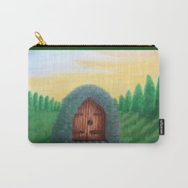 In Other Worlds Carry-All Pouch