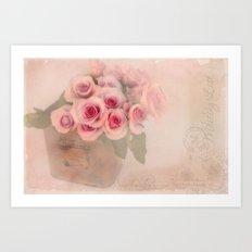The Gift of Love  Art Print