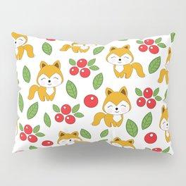Cute foxes Pillow Sham