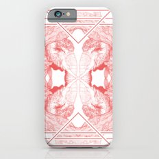 The Willow Pattern (Rose variation) iPhone 6s Slim Case