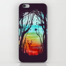 Lost In My Dreams iPhone & iPod Skin