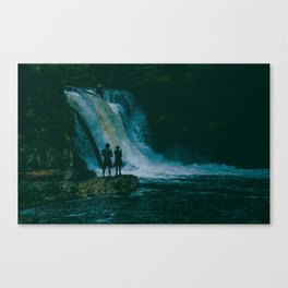Take it all in Canvas Print