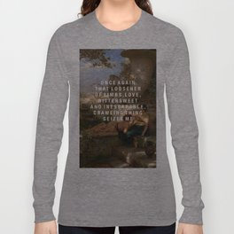 once again Long Sleeve T-shirt
