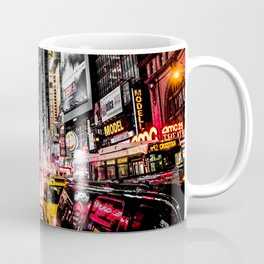 New York City Night II Coffee Mug