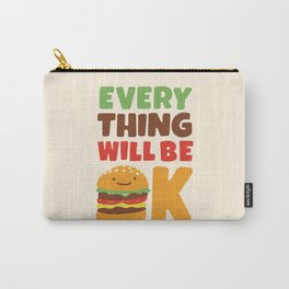 Feed Your Feelings Carry-All Pouch