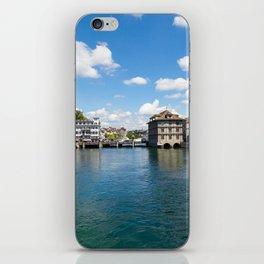 Zürich iPhone Skin