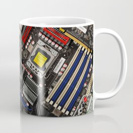 Computer boards Coffee Mug