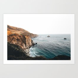 Big Sur, California // Art Print