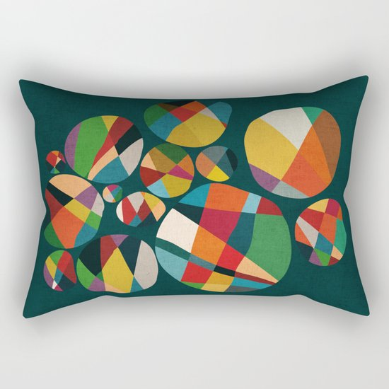 Wheel of fortune Rectangular Pillow