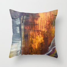 Stormy Sea 1 Throw Pillow