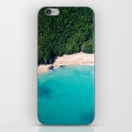 Turquoise Beach iPhone Skin