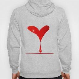 Bleeding Heart Hoody