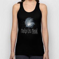 Help Us Heal - Hurricane Sandy Relief Unisex Tank Top