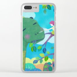 Tickling Clear iPhone Case