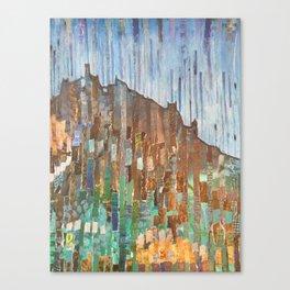 Edinburgh castle 2 Canvas Print