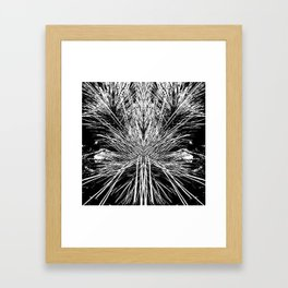 Physis Framed Art Print