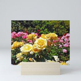 Rose Garden Mini Art Print