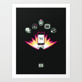 III. The Great Game Art Print