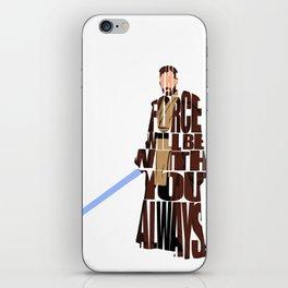Obi-Wan Kenobi iPhone Skin