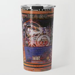 Rock and Roll Travel Mug