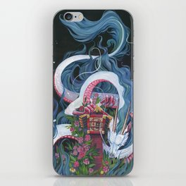 Haku iPhone Skin