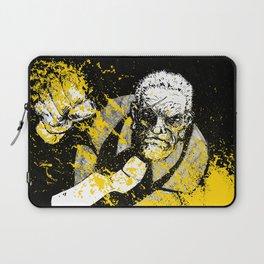 That Yellow Bastard Laptop Sleeve