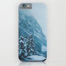 Lake Louise in winter iPhone 6 Slim Case