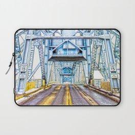 Lift Bridge Laptop Sleeve