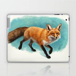 Fox walk Laptop & iPad Skin