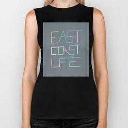 East Coast Life Biker Tank