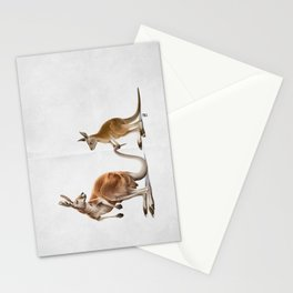 Being Tailed (Wordless) Stationery Cards