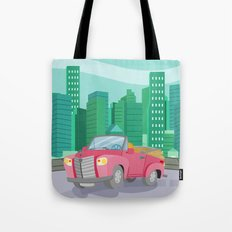 CAR (GROUND VEHICLES) Tote Bag