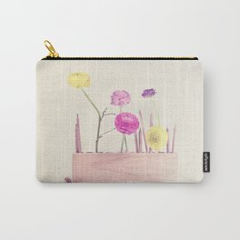 The artist loves pastel Carry-All Pouch