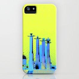 KC Skyline iPhone Case